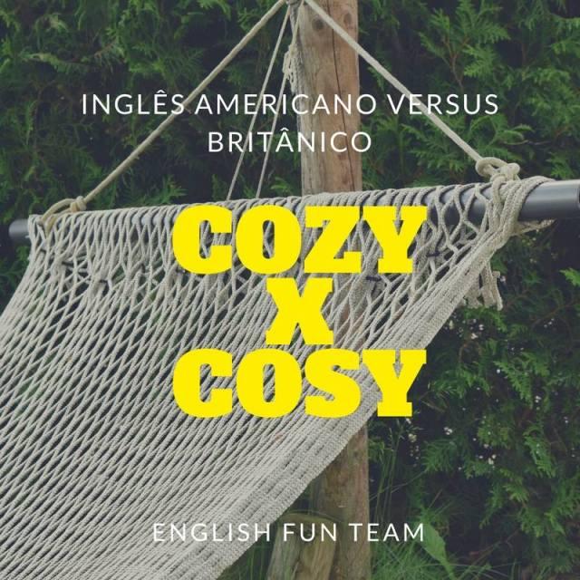 COZY VS COSY